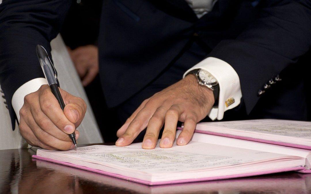 Separazione e divorzio in Comune, con previsioni patrimoniali, consentiti