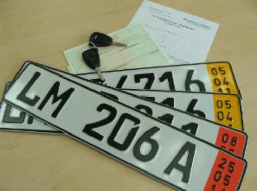 Targa Zoll e violazione art. 93 comma 1 bis codice della strada