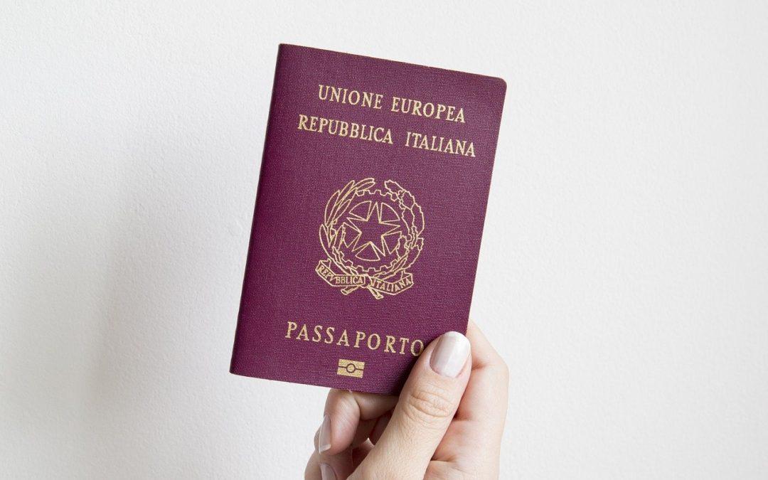 CITTADINANZA ITALIANA: come richiedere, problematiche e soluzioni