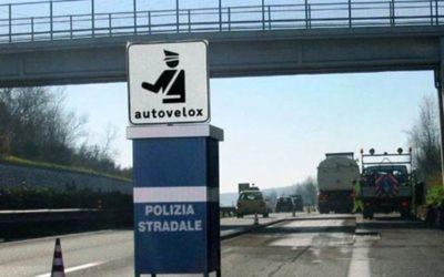 Autovelox: valida la sanzione se ubicato nel senso di marcia autorizzato
