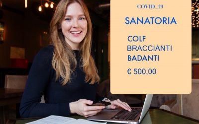 Sanatoria straordinaria: braccianti, colf, badanti 500 euro per regolarizzarli